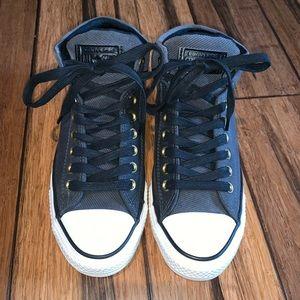 High top converse never worn